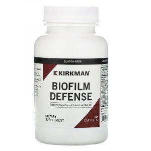 Пищеварительные ферменты, Biofilm Defense, Kirkman Labs, 60 кап.