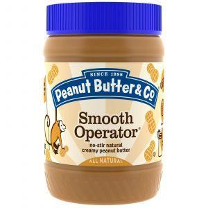 Сливочное арахисовое масло, Peanut Butter & Co., 454 г