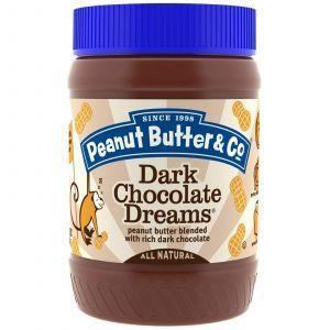 Арахисовое масло с черным шоколадом, Peanut Butter & Co., 454 г