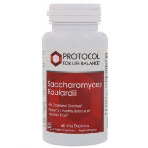 Сахаромицеты буларди, Saccharomyces Boulardii, Protocol for Life Balance, 60 кап.