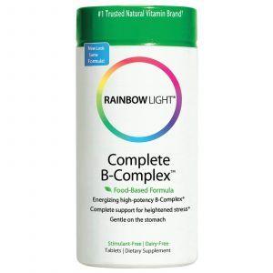 Комплекс В (формула), Rainbow Light, 90 таблеток