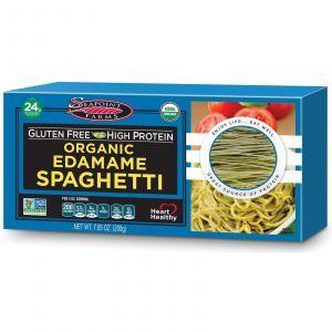 Спагетти из эдамаме, Edamame Spaghetti, Seapoint Farms, 200 г