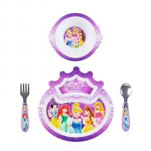 Набор для кормления Принцесса Диснея, Feeding Set, The First Years, с 9 месяцев, 4 предмета