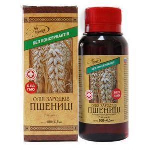 Масло зародышей пшеницы, Житомирбиопродукт, 100 мл